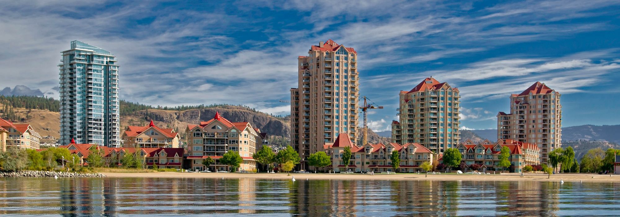 A Look at Kelowna